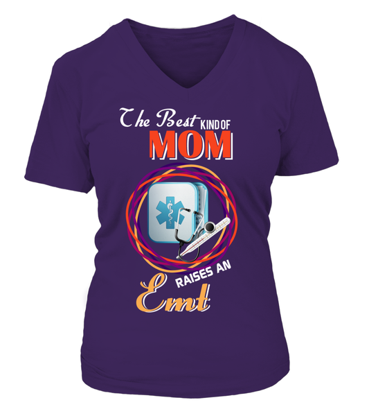 The Best Kind Of MOM Raises An EMT Shirt - Giggle Rich - 14