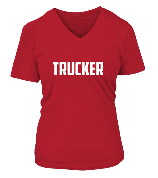 Truckers Life Shirt - Giggle Rich - 3