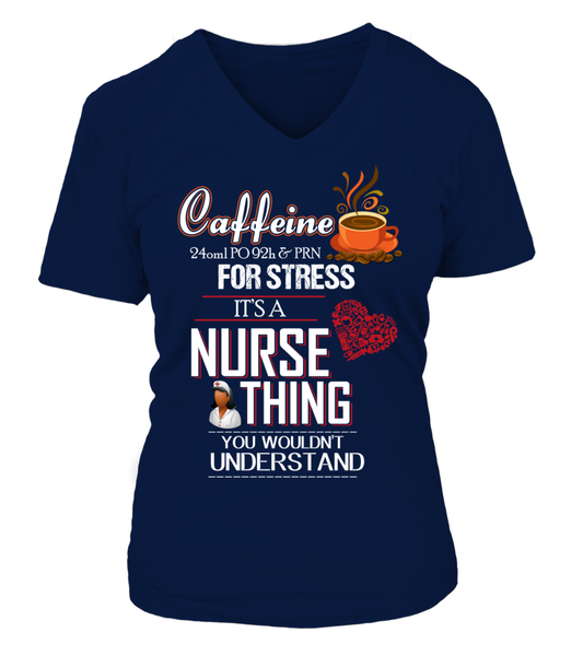 It's A Nurse Thing You Wouldn't Understand Shirt - Giggle Rich - 14
