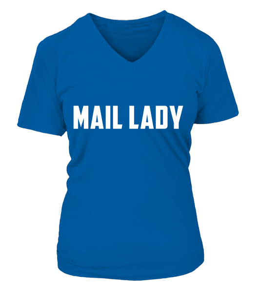 Mail Lady Prayer Shirt - Giggle Rich - 27