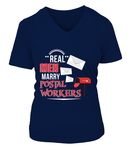 Real Men Marry Postal Workers