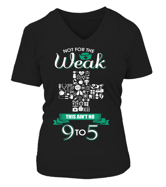 Not For The Weak Shirt - Giggle Rich - 15