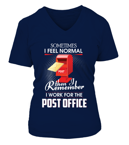 I Work For The Post Office