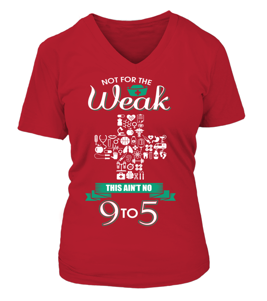 Not For The Weak Shirt - Giggle Rich - 17