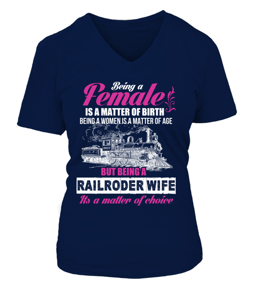Railroader Wife