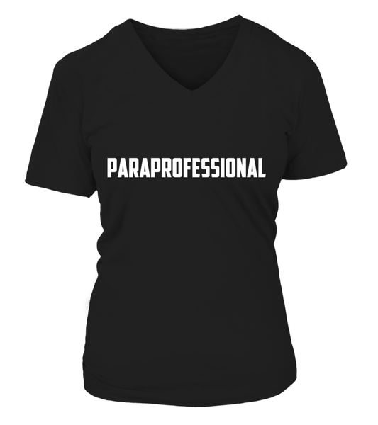 Paraprofessional Job Is Not To Judge Shirt - Giggle Rich - 24