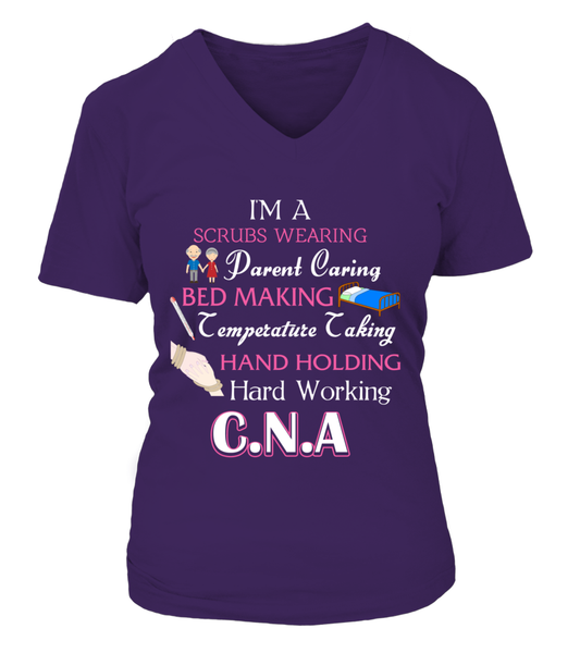 I'm Hand Holding CNA Shirt - Giggle Rich - 13