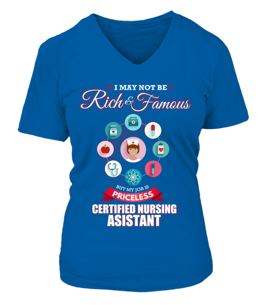 My Job Is Priceless - CNA Shirt - Giggle Rich - 9