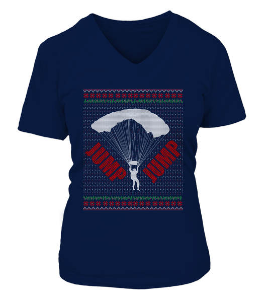 Paratrooper Christmas
