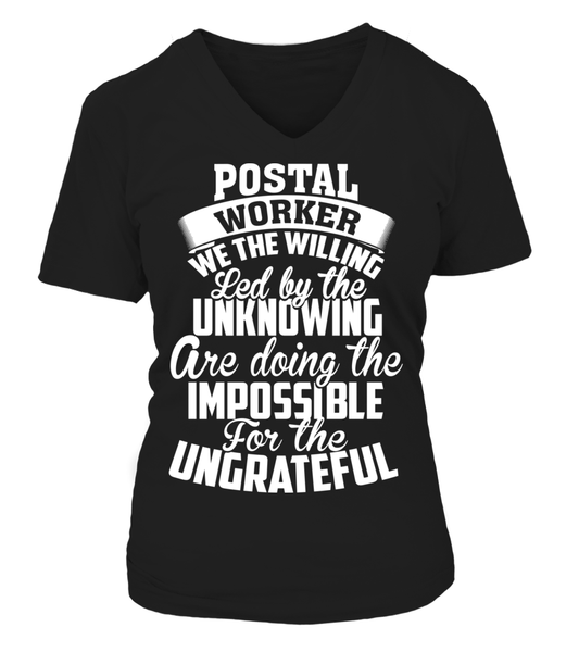 Postal Workers Ungrateful Shirt - Giggle Rich - 18