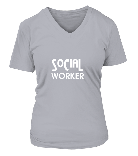 Everyone Is Worthy To Social Worker Shirt - Giggle Rich - 8