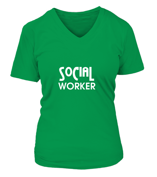 Everyone Is Worthy To Social Worker Shirt - Giggle Rich - 9