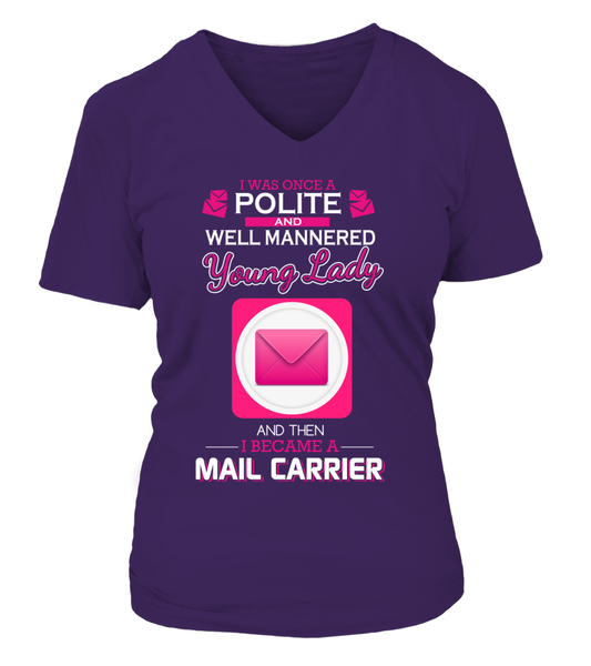 I Once Was Polite And Well Mannered Young Lady Shirt - Giggle Rich - 12