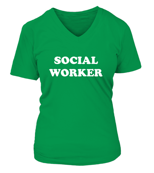 My Profession Taught Me To Love - Social Worker Shirt - Giggle Rich - 21