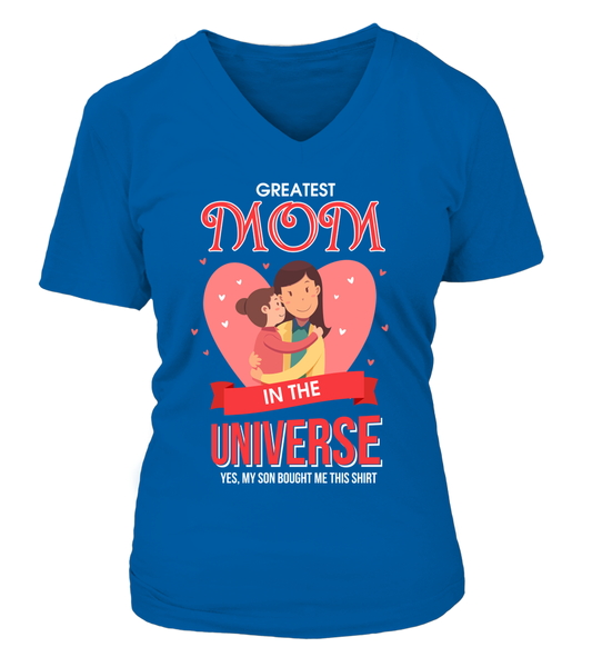 Greatest Mom In The Universe