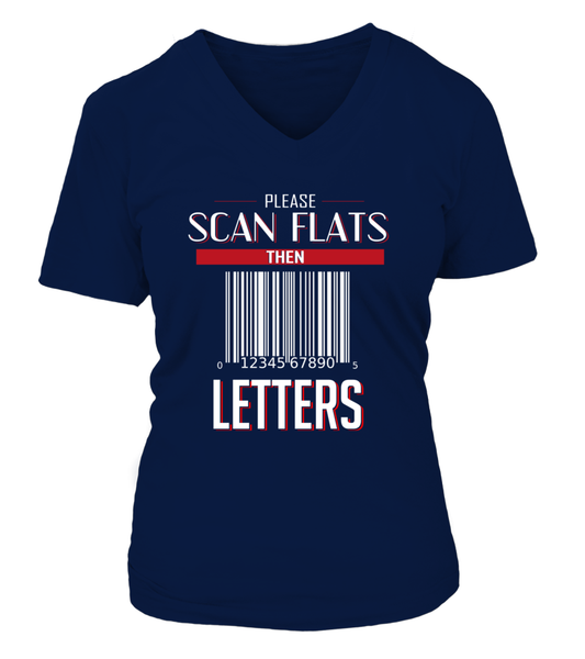Scan Flats Then Letters Shirt - Giggle Rich - 14