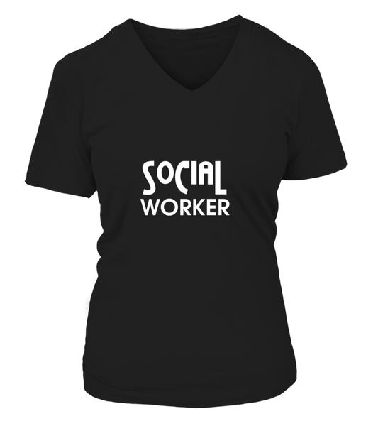 Everyone Is Worthy To Social Worker Shirt - Giggle Rich - 6