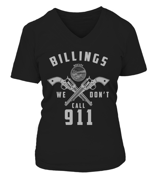 BILLINGS - We Don't Call 911