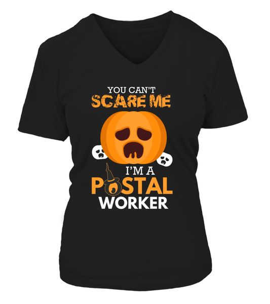 You Can't Scare Me I'm A Postal Worker Shirt - Giggle Rich - 6