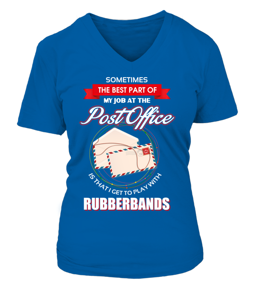 Post Office Rubberbands Shirt - Giggle Rich - 21