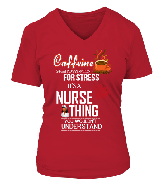 Caffeine For Stress Its A Nurse Thing