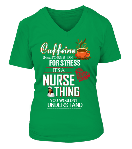 It's A Nurse Thing You Wouldn't Understand Shirt - Giggle Rich - 17