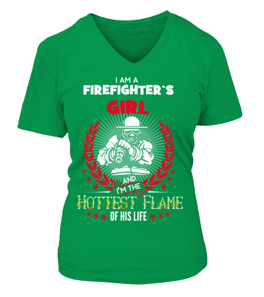 Firefighter's Hottest Flame Shirt - Giggle Rich - 17