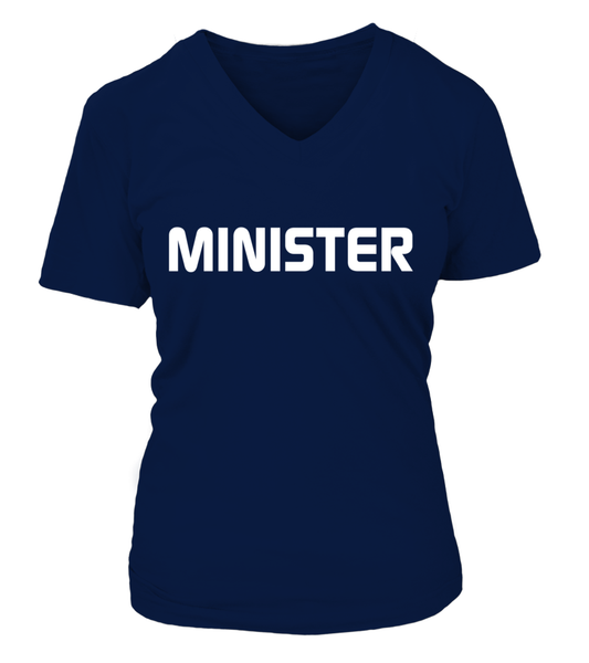 My Profession Taught Me To Love - Minister Shirt - Giggle Rich - 31