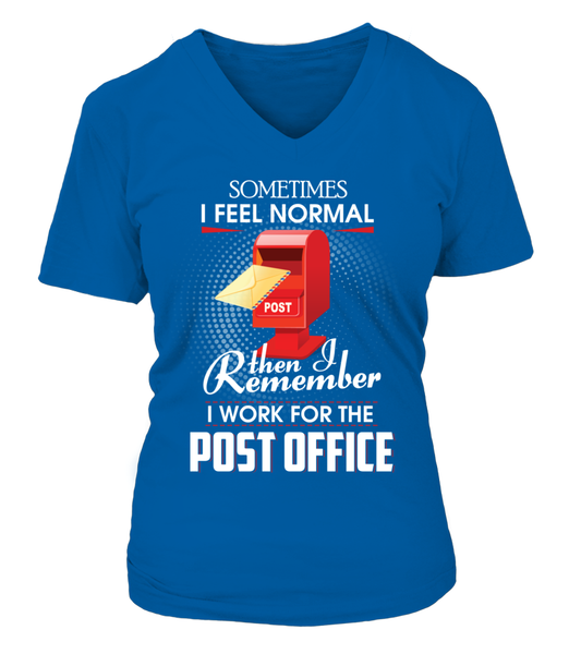 I Work For The Post Office Shirt - Giggle Rich - 11
