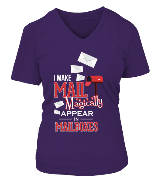 I Make Mail Magically Appear In Mail Boxes