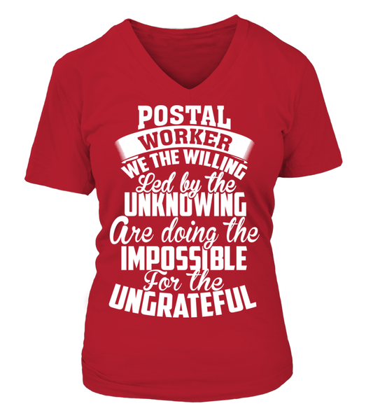 Postal Workers Ungrateful Shirt - Giggle Rich - 15