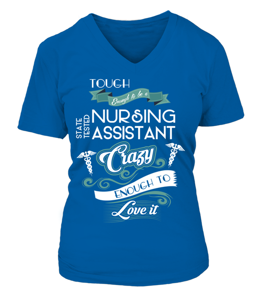 State Tested Nursing Assistant Shirt - Giggle Rich - 16