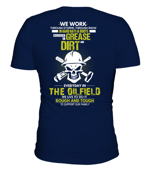 The Oilfield, Rough And Tough Shirt - Giggle Rich - 12
