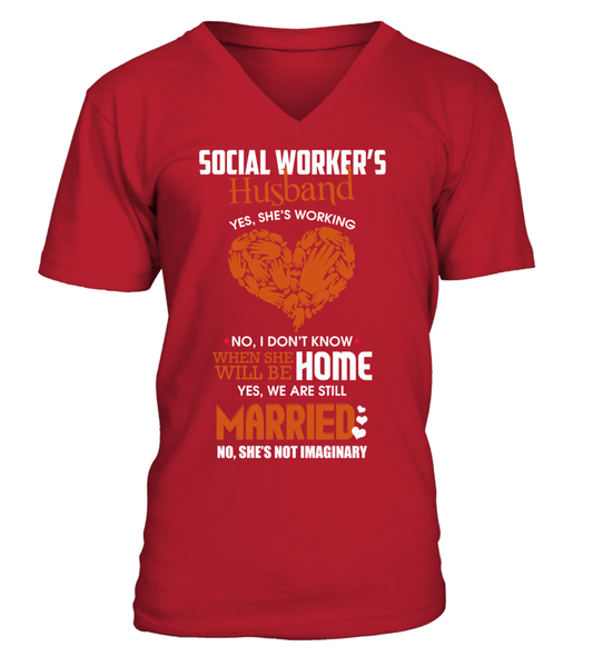 Social Workers Husband Shirt - Giggle Rich - 14