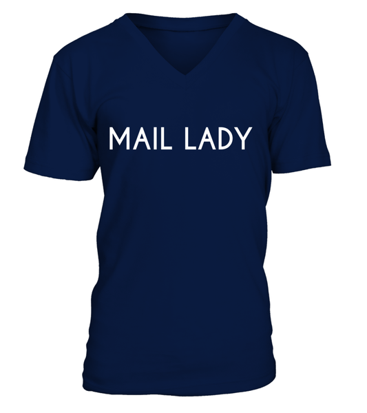 Never Underestimate The Power Of A Mail Lady Shirt - Giggle Rich - 9