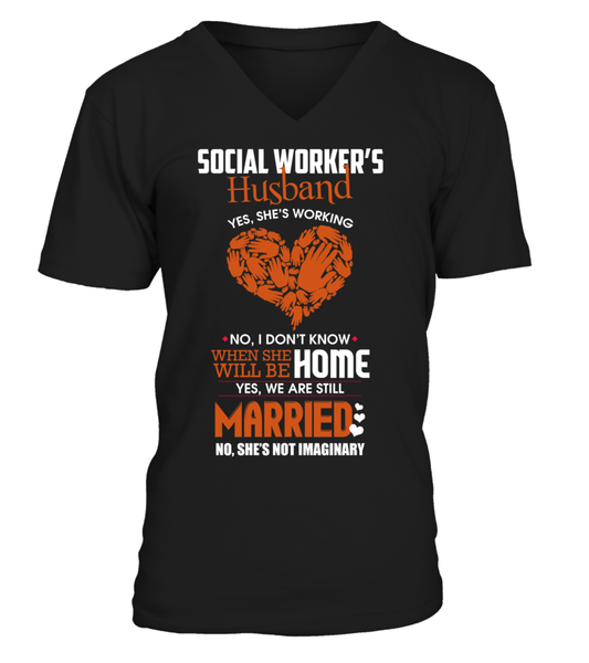 Social Workers Husband Shirt - Giggle Rich - 12
