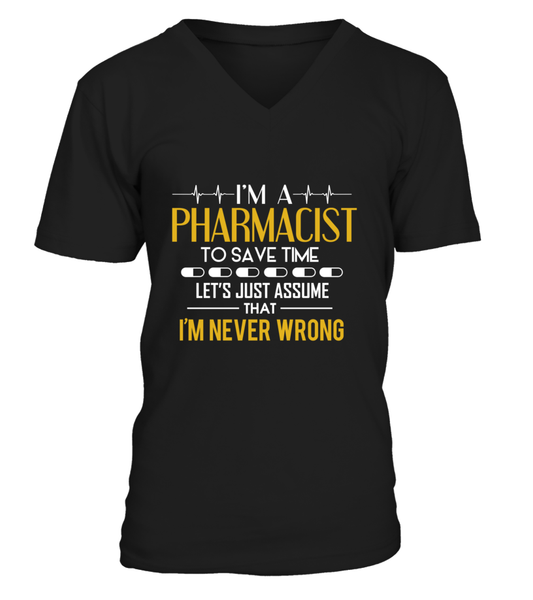 I'm Pharmacist Shirt - Giggle Rich - 10