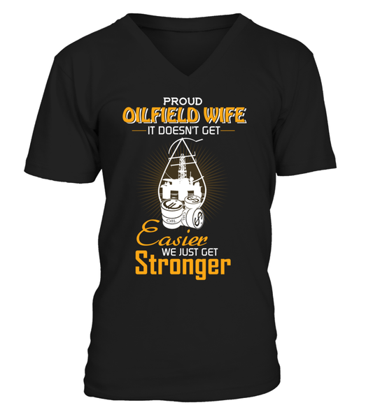 Proud Oilfield Wife Shirt - Giggle Rich - 5