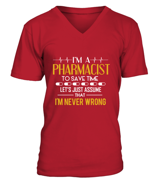 I'm Pharmacist Shirt - Giggle Rich - 12