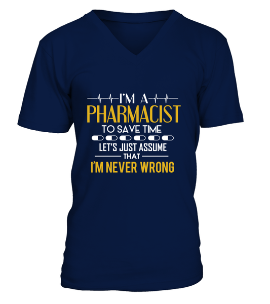 I'm Pharmacist Shirt - Giggle Rich - 11