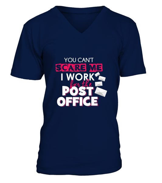 You Can't Scare Me, I Work For The Post Office Shirt - Giggle Rich - 5