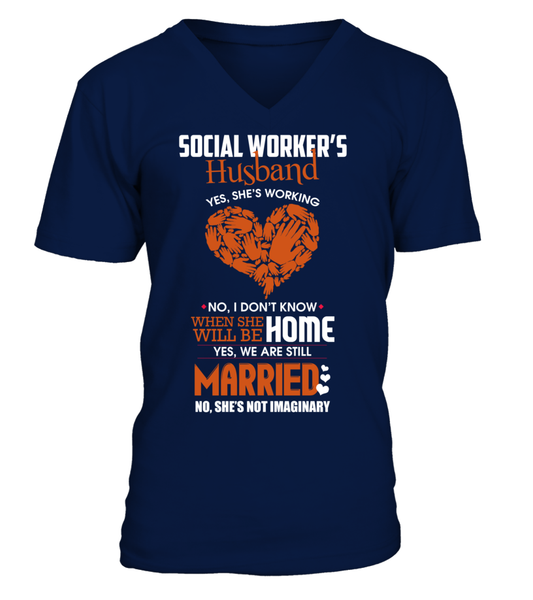 Social Workers Husband Shirt - Giggle Rich - 13