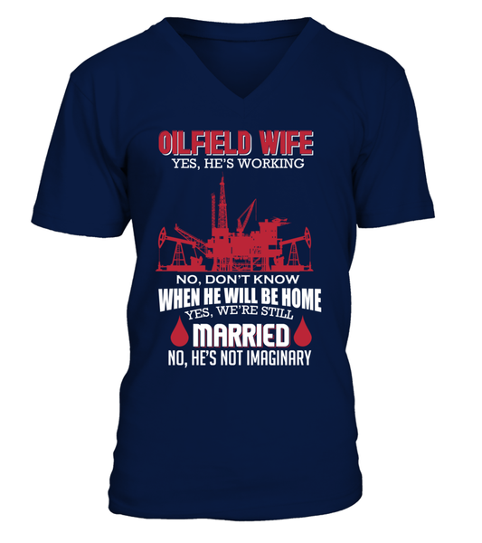 Married Oilfield Wife Shirt - Giggle Rich - 7