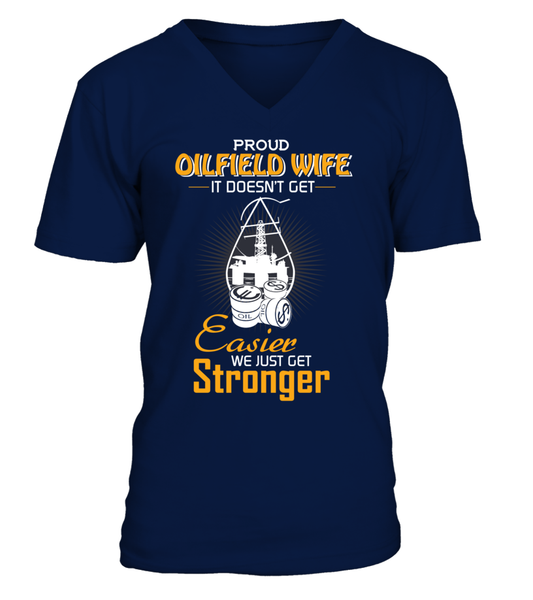 Proud Oilfield Wife Shirt - Giggle Rich - 6