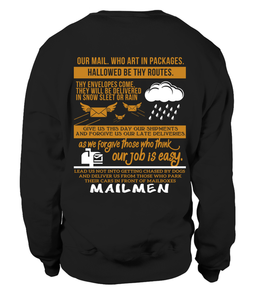 Mailman Prayer Shirt - Giggle Rich - 28