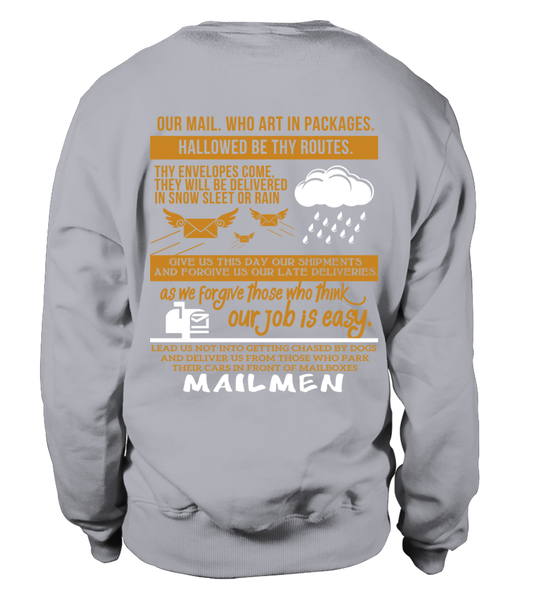 Mailman Prayer Shirt - Giggle Rich - 30