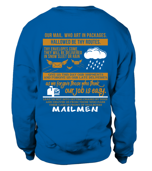 Mailman Prayer Shirt - Giggle Rich - 32