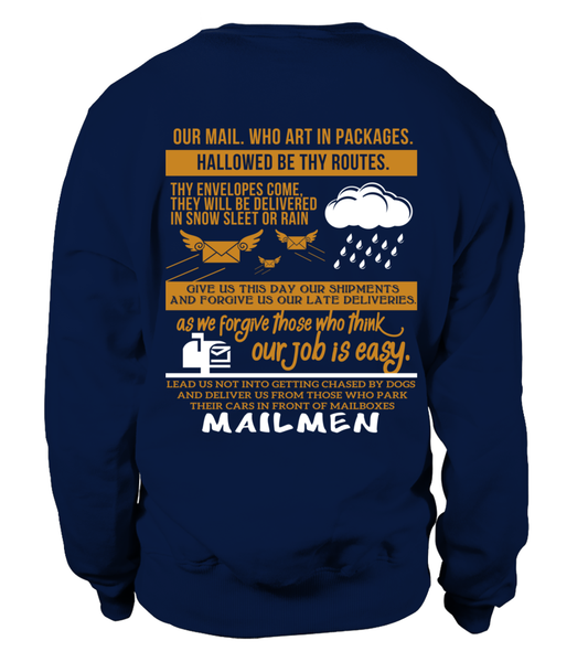 Mailman Prayer Shirt - Giggle Rich - 26