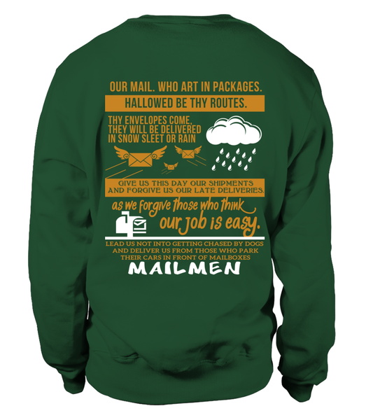 Mailman Prayer Shirt - Giggle Rich - 34