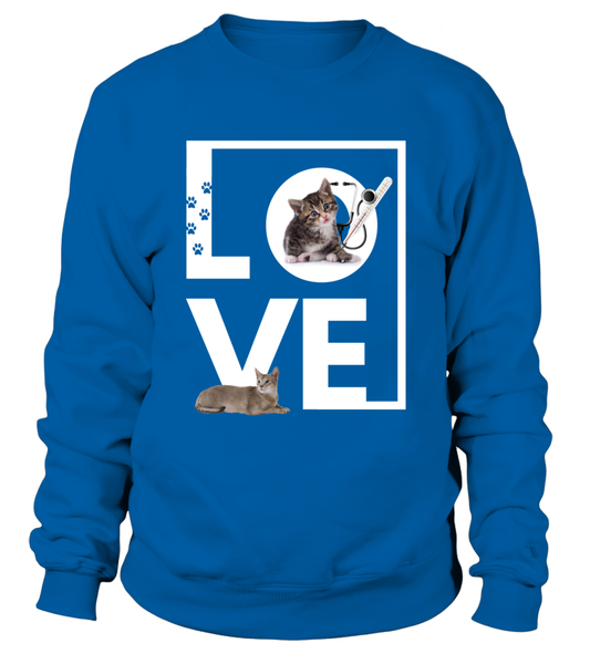 Veterinarian's Love Shirt - Giggle Rich - 4